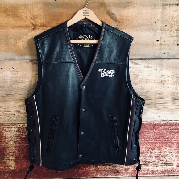 9be8f49b1 Men's Victory Motorcycle Vest